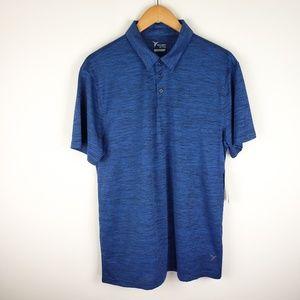 Old Navy Active Go Dry Short Sleeve Polo Shirt